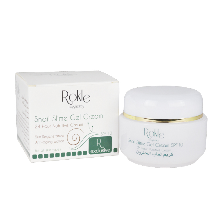 SNAIL SLIME Skin Regenerative cream 50 ml - Roklé Cosmetics